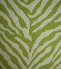 Home Essentials Fabric 45\u0022-Zebra Green