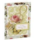 Anna Griffin Card Kit Anniversary Garden