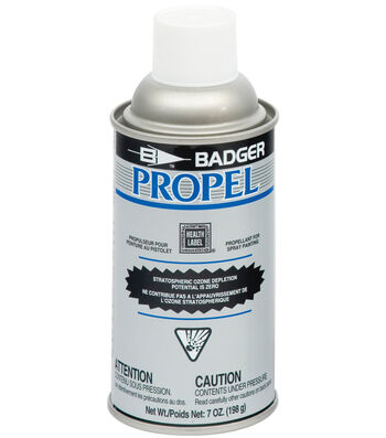 Badger Air Brush 7 oz. Propel Can-1PK