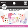 The Happy Planner Girl Tiny Sticker Pad-Encourager