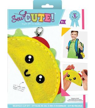Sew Cute! Mini Taco Felt Kit
