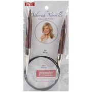 "Deborah Norville Fixed Circular Needles 32"" Size 17/12.0mm, , hi-res"