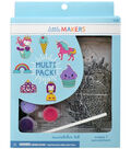 Little Makers Suncatcher Kit-Girl