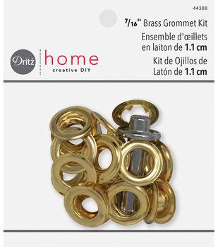 """Dritz 0.39"""" Home Grommet Kit"""