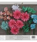 Lia Griffith Paper Flower Garden-Spring Flower Bouquet