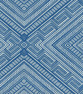 Waverly Multi-Purpose Decor Fabric 57\u0022-Cliff Dwelling/Lapis