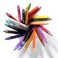 KINGART Watercolor Bundle 77 Pc. Pro Watercolors, Pencils & Brushes