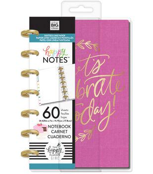 The Happy Planner Girl Mini Happy Notes Notebook-Happy Hostess