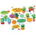 Eureka Mini Bulletin Board Set-A Sharp Bunch Positive Words