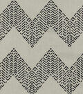Waverly Solid 8x8 Fabric Swatch-Edgy/Shale