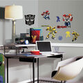 York Wallcoverings Wall Decals-Transformers Autobots