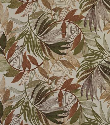 """Solarium Outdoor Fabric 54""""-Oasis Nutmeg"""