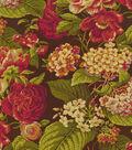 Waverly Multi-Purpose Decor Fabric 54\u0022-Hanover Cordial