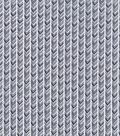 Keepsake Calico Cotton Fabric 43\u0022-Tonal Black Arrow
