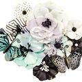 Prima Marketing Flirty Fleur Mulberry Paper Flowers 10/Pkg-Take Flight