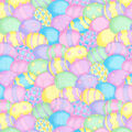 Easter Glitter Cotton Fabric-Spring Holiday