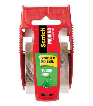 Scotch Tough Grip Moving Packaging Tape 1.88''x22.2 yds