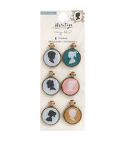 Heritage by Maggie Holmes Portrait Charms, , hi-res