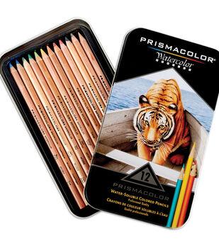 Prismacolor Watercolor Pencils 12/Pkg-