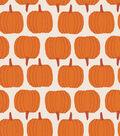 Simply Autumn Pumpkins 52X70 Peva Tablecloth