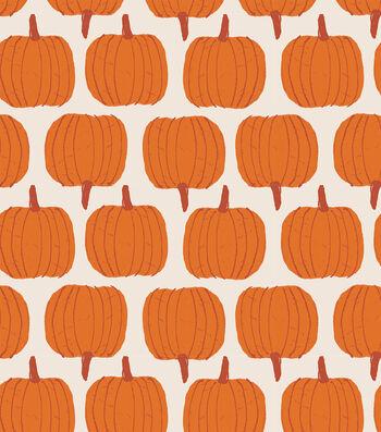 Simply Autumn 52''x70'' Tablecloth-Pumpkins
