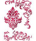 Stamperia Stencil G 8.27\u0027\u0027x11.69\u0027\u0027-Friezes