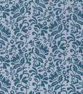 Keepsake Calico Cotton Fabric -Tonal Floral Gray