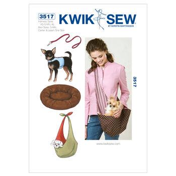 Kwik Sew Crafts Pets-K3517
