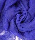 Casa Collection Tulle Fabric 57\u0022-Blueprint