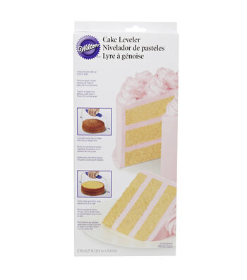 Wilton Decorate Smart Small Cake Leveler