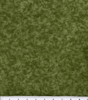 Keepsake Calico Cotton Fabric 44''-Olive Tonal, , hi-res
