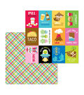 So Much Pun Double-Sided Cardstock 12\u0022X12\u0022-Best I Ever Plaid