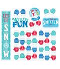 Snow Much Fun Bulletin Board Set, 3 Sets