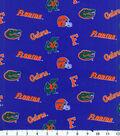 University of Florida Gators Cotton Fabric -Blue