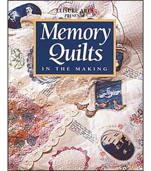 Memory Quilts In The Making