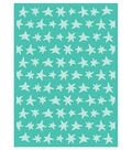 Cricut Cuttlebug Star Blanket 5x7 Embossing Folder
