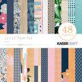 Kaisercraft 48-sheets 12\u0027\u0027x12\u0027\u0027 Paper Pad-Tropics
