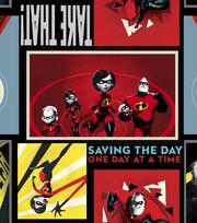 Disney Incredibles 2 Cotton Fabric -Saving the Day, , hi-res