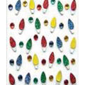 Jolee\u0027s Boutique Dimensional Stickers-Christmas Light Repeats