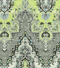 Waverly Palace Sari Lightweight Decor Fabric 54\u0022-Elephant