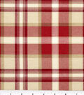 Home Essentials Lightweight Decor Fabric 45\u0022-Ethan/Red