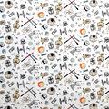 Star Wars Cotton Fabric-Astro Pew Pew