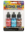 Ranger Ink 3pk Ink Kit-Rodeo