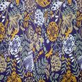Quilter\u0027s Showcase Cotton Fabric-Petunia Jacobean Flowers