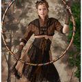 Simplicity Pattern 8409 Misses\u0027 Costume-Size H5 (6-8-10-12-14)