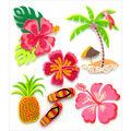 Jolee\u0027s Boutique Dimensional Stickers Hawaiian