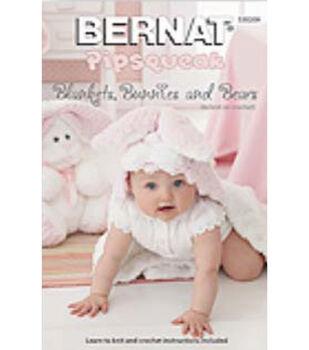 Pipsqueak-Blankets, Bunnies, & Bears Knitting Book