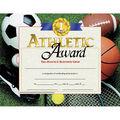 Hayes Certificates Athletic Award, 30 Per Pack, 6 Packs