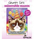 Grumpy Cat\u0027s Miserable Mazes Book