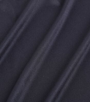 "The Witching Hour Halloween Costume Knit Fabric 58""-Black"
